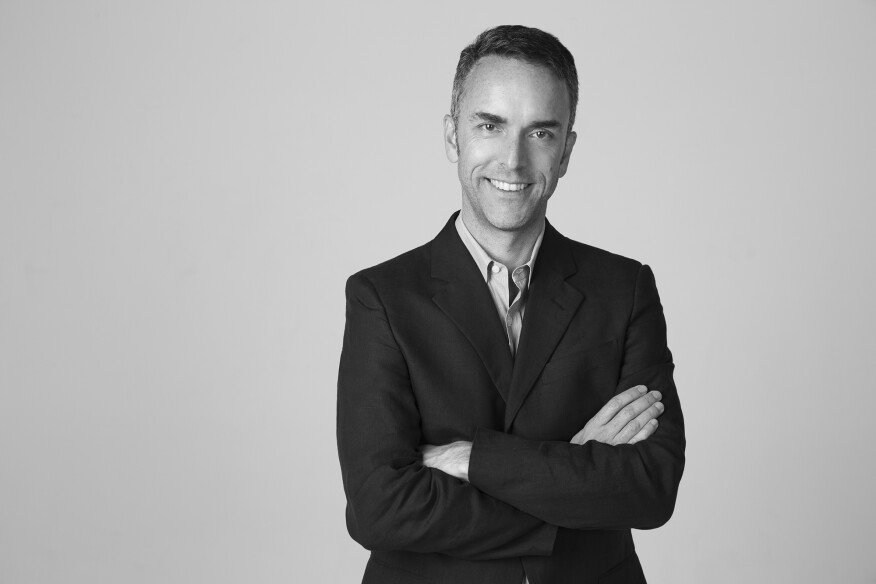 Sean Anderson, MoMA's new  associate curator of the department of architecture and design.