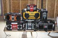 Tools Up Close: Job-Site Radios