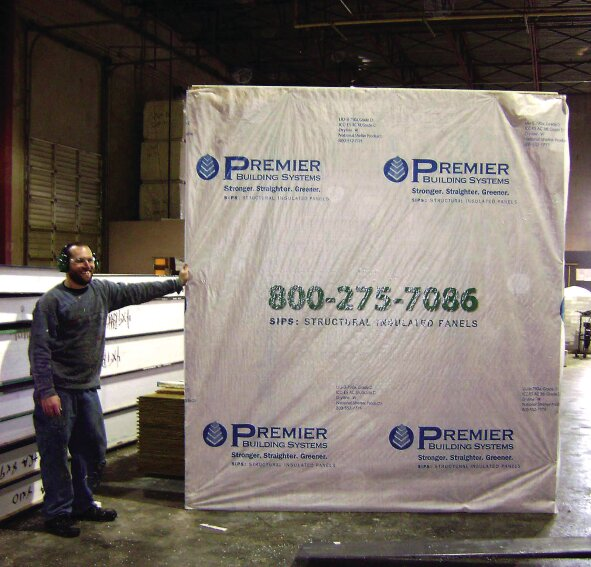 Premier Building Systems PBS Building Wrap and Weather Barrier