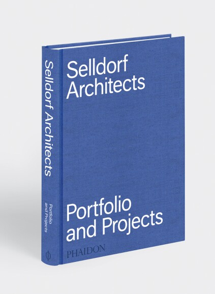 The cover of Selldorf Architects: Portfolio and Projects (2016).