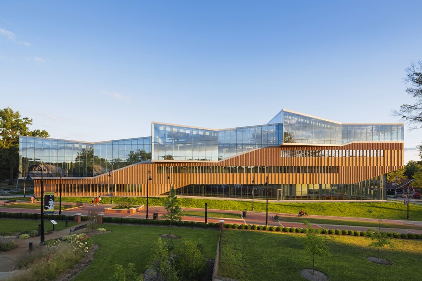 Kent State Center for Architecture and Environmental Design