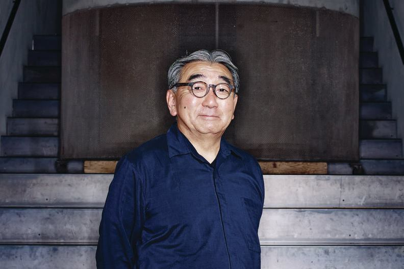 Hall of Fame: George Suyama