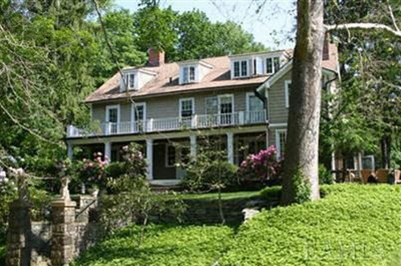 American Colonial Farm House, Westchester County, NY