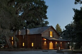Meeting Barn, Dixie Plantation, College of Charleston