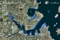 Risks of Rising Seas Pondered in Portland, Maine