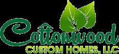 Cottonwood Custom Homes Logo