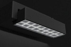 The area luminaire version of the NightSight outdoor lighting system.