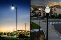 Elk Grove Streetlights LED Retrofit with Truly Green Solutions Universal Light G4 Lamps