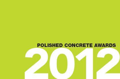 2012 Polished Concrete Awards