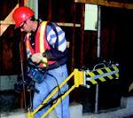 British Columbia Institute of Technology Jackhammer Support Arm