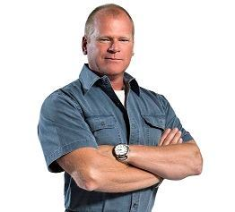 Builder and HGTV host Mike Holmes