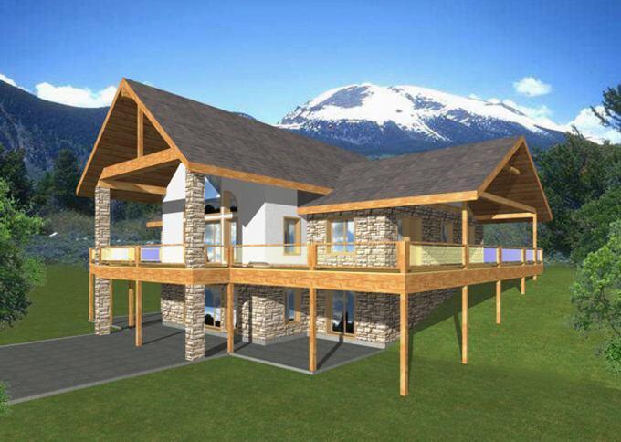 fourplans great vacation homes builder magazine design bedroom