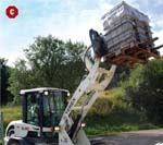 Terex TL80 Compact Wheel Loader