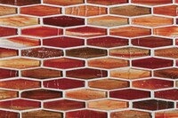 Lunada Bay Tile Goes Bold with Marrakech Red Selections
