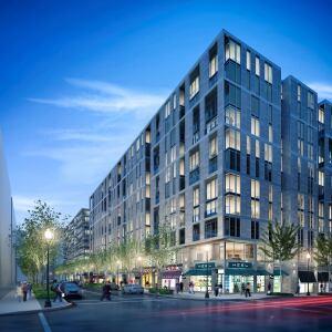 Archstone's CityCenterDC apartments.