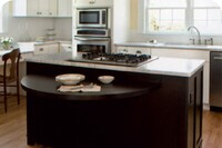 Special touches to kitchen designs