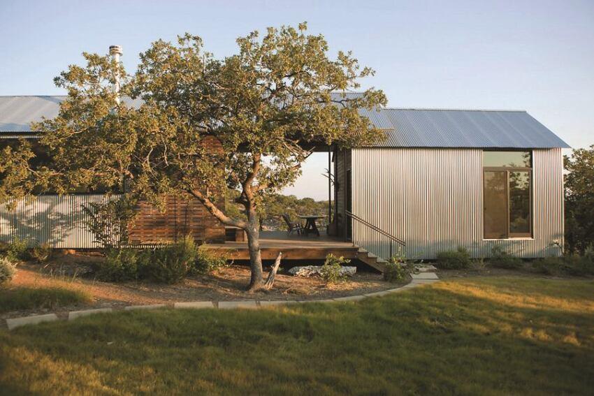 Miller Ranch Porch House