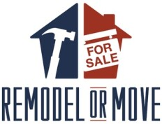 Remodel or Move Logo