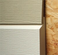 In focus exterior trim remodeling products molding for Allure cement siding