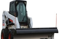 New skid-steer SnowDogg plow from Buyers Products