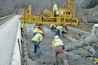 Virginia Turns to Concrete for Bridge Repairs