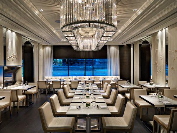 Hawksworth Restaurant in Vancouver.