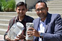 Researchers Replace Cement with Glass