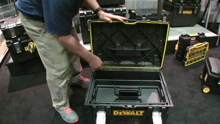 DeWalt ToughSystem DS450 Mobile Toolbox
