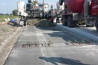 Runner-Up: Illinois Tollway I-90 Westbound Mainline Paving Upgrades
