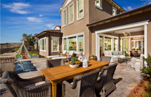 Shea is one of many production builders offering homes at the outdoor-focused, ranch-centric community.