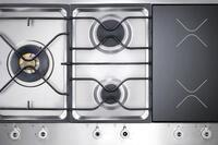 Bertazzoni's Segmented Cooktop