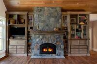 Silver-Shumway Mountain Fireplace