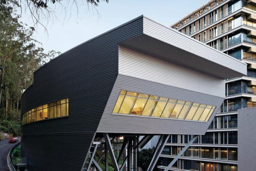 Ray and Dagmar Dolby Regeneration Medicine Building