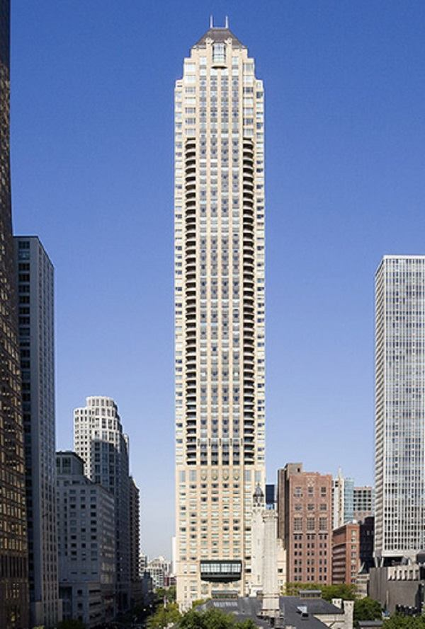 Park Tower on Chicago's Magnificent Mile