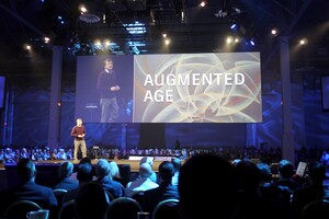 Autodesk University 2015 Bets on the Augmented Age