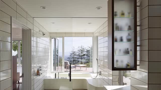 Remodeling Design Awards: Shou Sugi Ban Bath