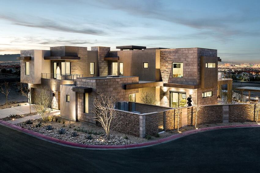 New American Home Pushes the Envelope on Sustainability and Style