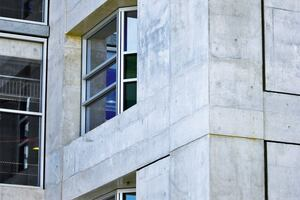 When Orchestrating Architectural Concrete, color, tone, texture, and uniformity can create pitfalls