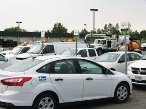 Replacing 40 cars, pickup trucks, and vans with 15 leased vehicles eliminated 900 maintenance-related labor hours per year for Loveland, Colo. The city leased the cars for five years from Enterprise Fleet Management, which equipped the vehicles with its wireless CarShare technology consisting of a sensor, software, and password-protected reservations website.