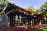 Crystal Bridges Museum Opens Frank Lloyd Wright Usonian House