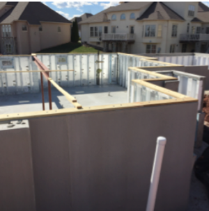 High Performance Homes Precast Concrete Foundation