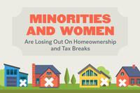 Many Women, Minorities Don't Take Mortgage Tax Deduction