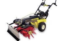 SnowEx SS-4000 walk-behind broom