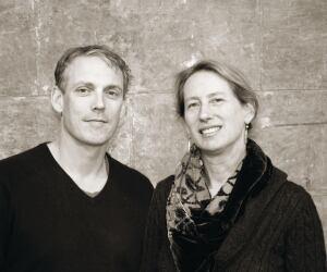 Alan Organschi and Elizabeth P. Gray