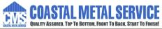 Coastal Metal Service Logo