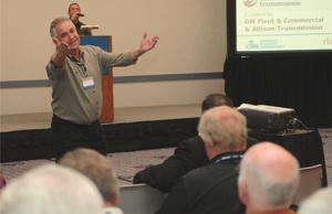 The bidding was fast and furious at the Concrete Industry Management Auction, which  raised $540,000.