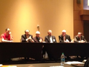 BIM was the subject of a panel discussion at the Strategic Development Council's meeting this month at Georgia Tech.