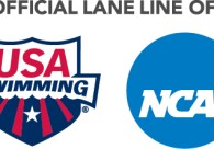 Official Lane Line of USA Swimming and NCAA