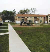 New financing options will make it easier to spruce up USDA Section 515 properties, like the Cedar Woods Apartments in Rock Falls, Ill.