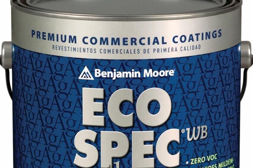 Benjamin Moore Eco Spec WB Silver